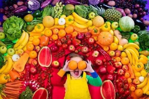 Les vitamines dans la nutrition infantile: mythes et conseils