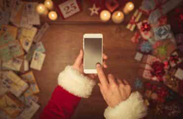 4 applications pour parler au Père Noël et aux Rois Mages