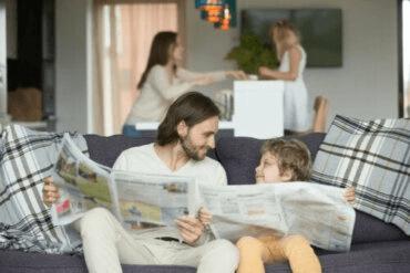 Éduquer les enfants par l'exemple