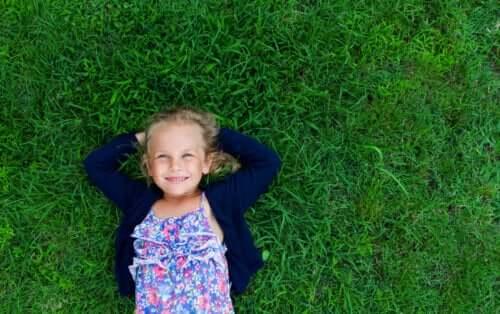 La technique Koeppen pour aider les enfants à se détendre