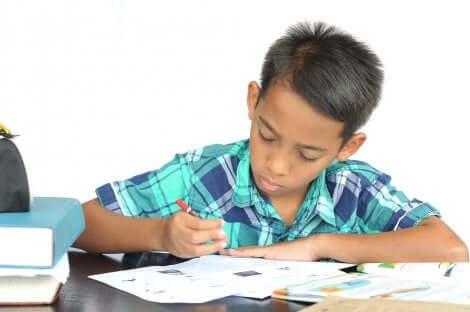 Optimiser le temps d'étude chez l'enfant