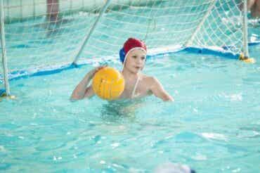 Le water-polo pour les enfants