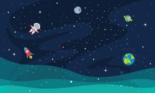 Livres pour enfants sur l'espace