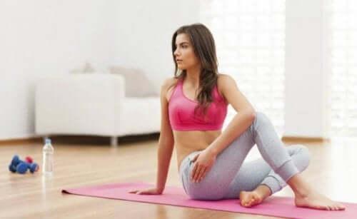 exercices et sport a la maison pour une meilleure santé