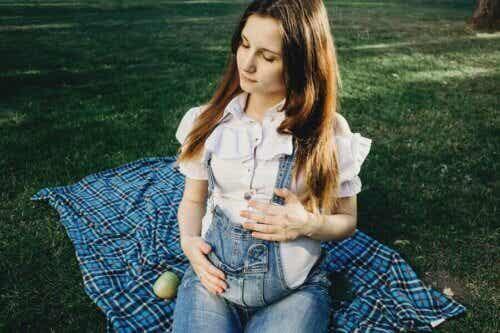 Est-il normal d'avoir des doutes avant l'accouchement ?