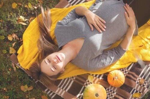 4 activités d'été pour femmes enceintes