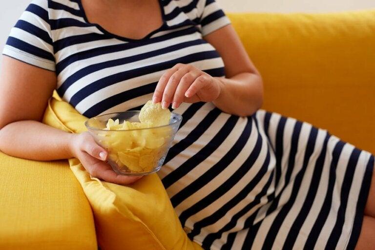 Pourquoi avons-nous des envies pendant la grossesse ?