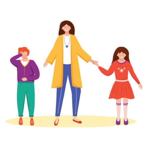 La médiation parents enfants
