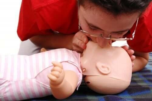 Le soutien vital de base en pédiatrie