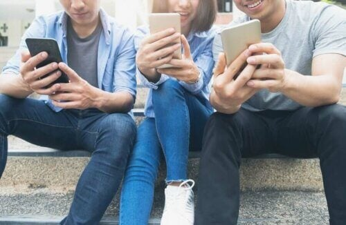 Adolescents et l'addiction digitale