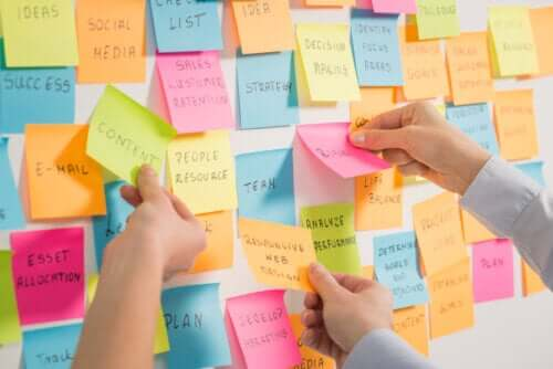 Le brainstorming comme outil de travail de groupe
