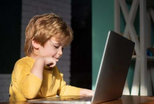 La technologie dans l'apprentissage pendant la quarantaine