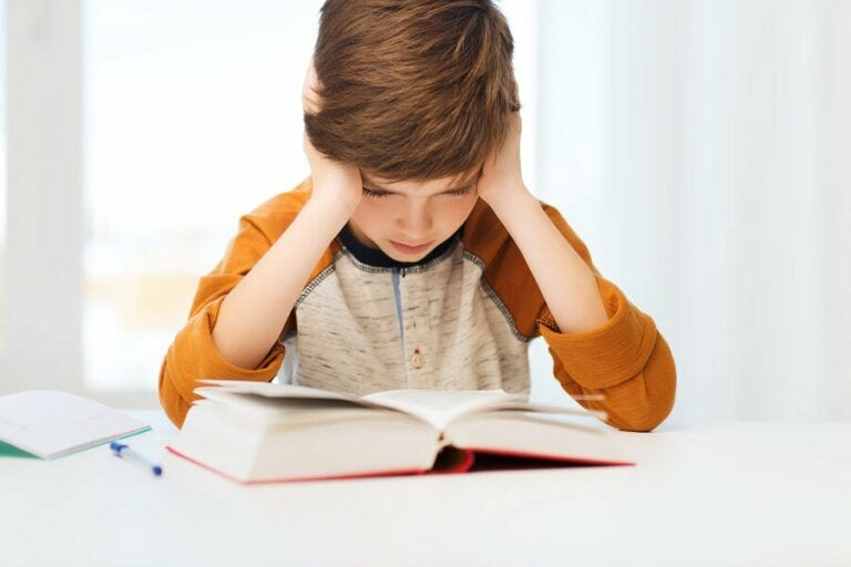 5 problèmes de lecture chez les enfants