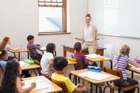 le sens de l'humour des enfants en classe