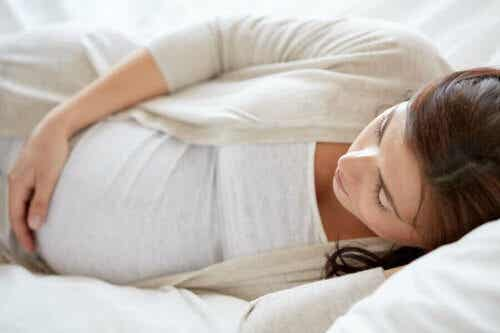 Les cauchemars pendant la grossesse