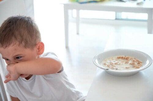 Les allergies alimentaires les plus communes chez les enfants