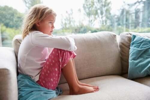 La contrariété fait partie des effets du confinement chez les enfants