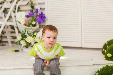Les causes des vomissements chez les enfants
