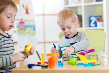Conseils pour faire face au premier jour de crèche et de maternelle