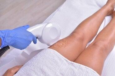 Méthodes d'épilation pendant la grossesse