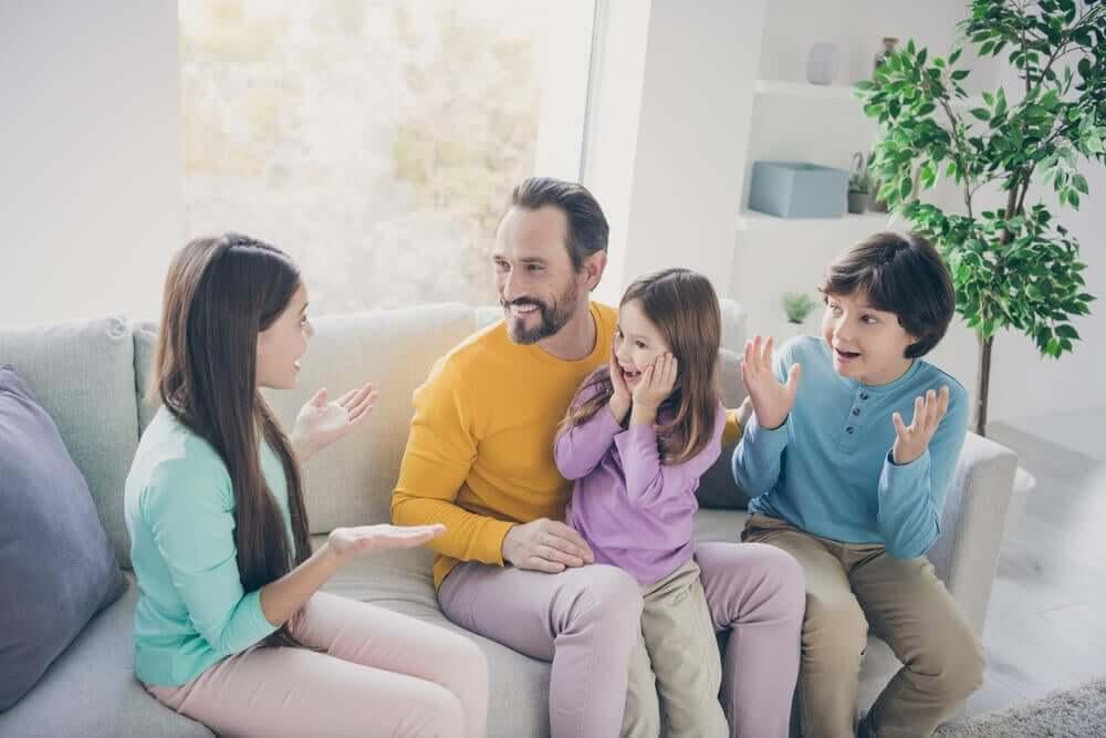 Comment améliorer votre relation avec vos enfants pendant la quarantaine ?