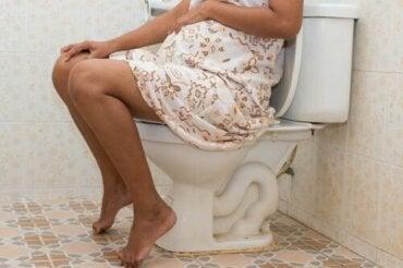 La diarrhée est un problème fréquent pendant la grossesse