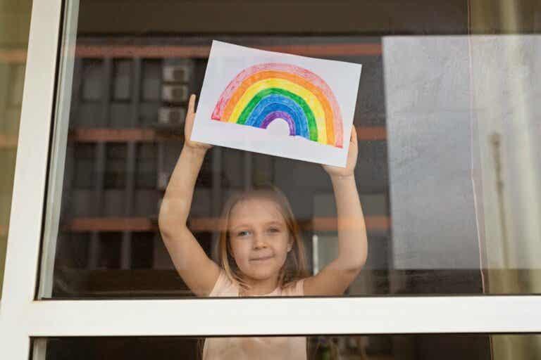 Les enfants : un exemple d'adaptation pendant la quarantaine