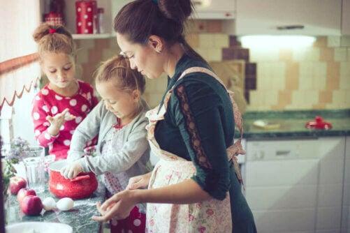12 idées pour être une maman amusante