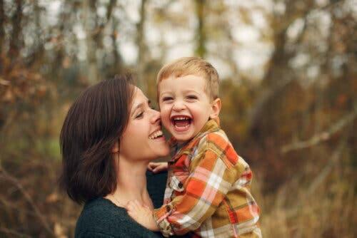 Une mère et son fils