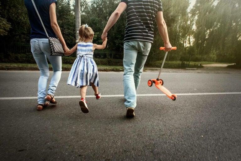 Et si les enfants avaient peur de sortir dans la rue ?