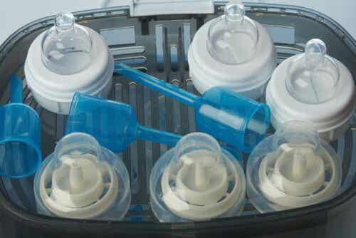 Les fonctions du stérilisateur de biberon