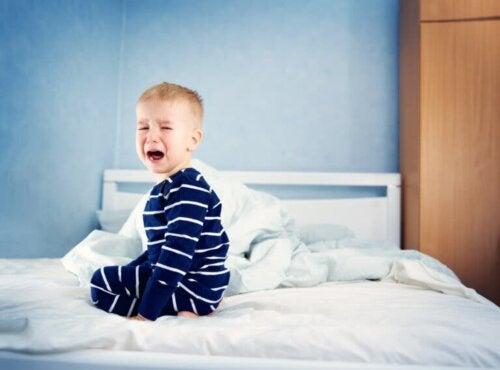 Comment affronter la régression du sommeil de votre bébé