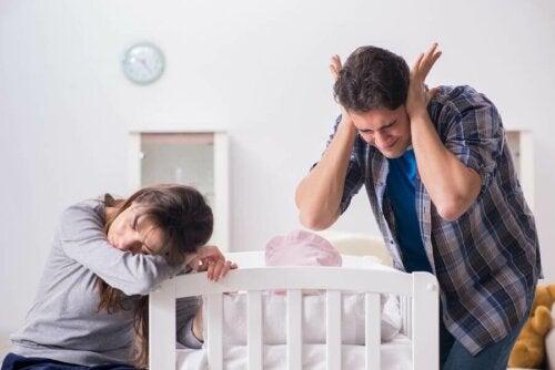 Que faire si mon bébé n'arrête pas de pleurer ?