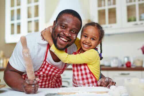Bénéfices d'inclure les enfants dans la cuisine