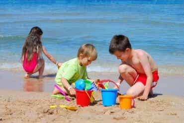 Jouets à emporter en vacances cette année