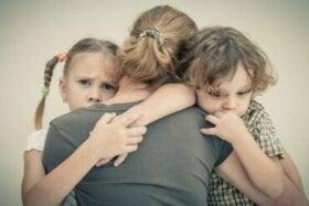 Comment éviter que votre anxiété n'affecte vos enfants