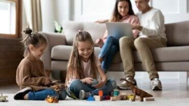 Types de familles selon leur degré de cohésion
