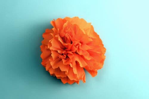 Les activités manuelles pour faire des fleurs