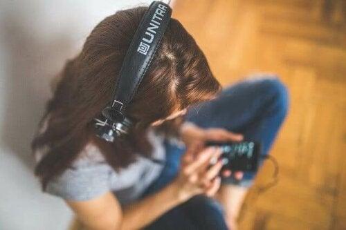 L'importance de la musique pendant l'adolescence.