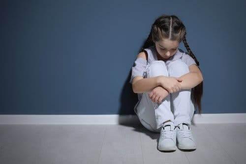 Etre positif pour aider un enfant en dépression.