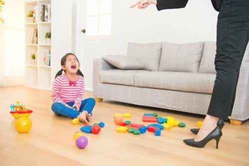 4 causes d'énervement chez les enfants