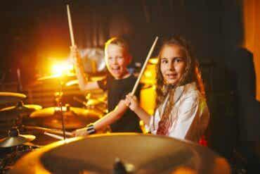 Les avantages de jouer d'un instrument pendant l'enfance