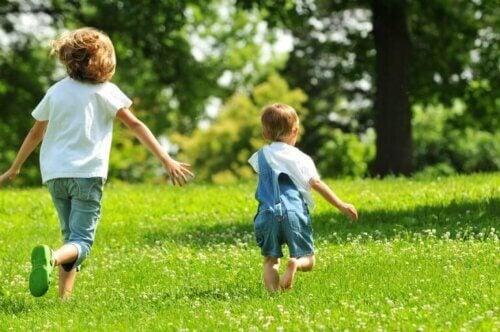 L'importance du mouvement dans le développement des enfants