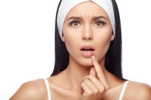 Comment soigner les ampoules causées par l'herpès