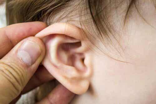 Types d'infection à l'oreille