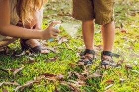 Les piqûres de moustiques chez les enfants : que faire ?