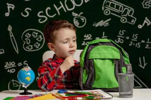 3 conseils pour faciliter le passage de l'école maternelle à l'école primaire