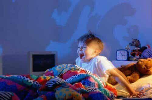 5 conseils pour éviter les cauchemars chez les enfants