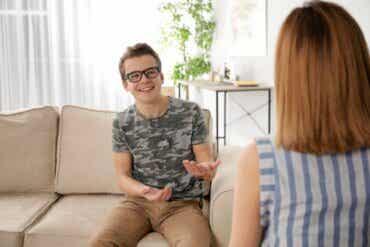 Communiquez avec votre adolescent à l'aide de quatre mots magiques