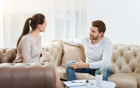 Des problèmes de communication dans un couple.